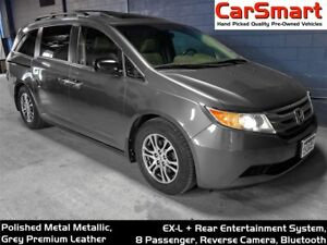2012 Honda Odyssey EX-L w/Rear Entertainment System, Rear Camera