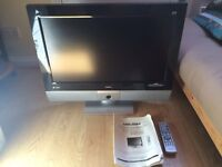 """26"""" Bush flat screen TV with Freeview"""