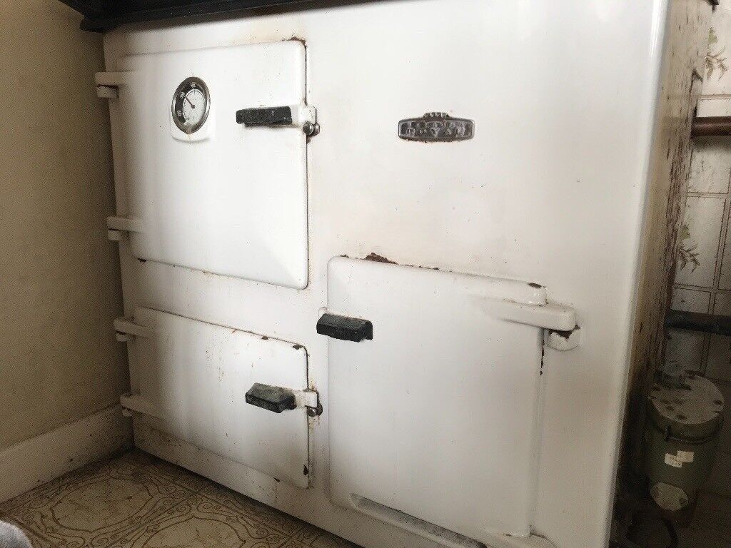 Rayburn Royal oil-fired Cooker | in Plymouth, Devon | Gumtree