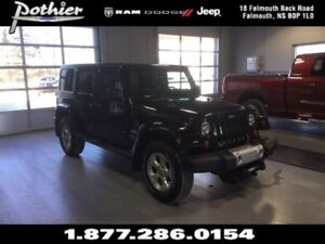 2013 Jeep WRANGLER UNLIMITED Sahara | PLOW | HEATED MIRRORS | KE