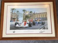 Driving At Casino. Monaco 92.