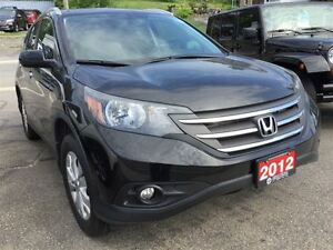 2012 Honda CR-V Touring w/New Tires