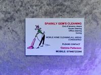 SPARKLY GEM'S CLEANING