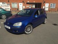 LOVELY BLUE VW GOLF 1.9 TDI NEW TIMING BELT KIT