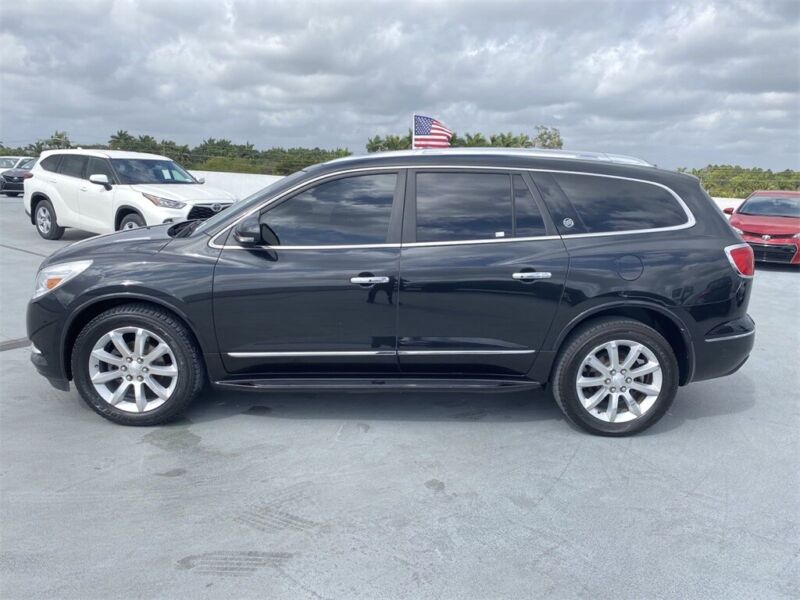 Image 8 Voiture American used Buick Enclave 2014