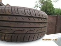 Car Tyre 205/40/17 (Still Available)