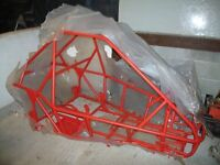Bizkart off road rally kart buggy chassis frame can deliver