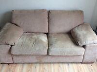 3&2 seater sofas from harveys