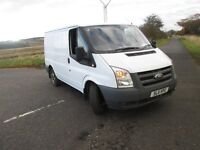 FORD TRANSIT SWB 11 PLATE VERY CLEAN 6 seats Choice of 2 *** NO VAT ***