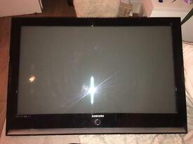 Samsung 42 inch tv 60£ NO HDMI NO STAND