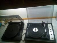 Record player (Pioneer and Wyndsor)