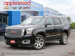 2016 GMC Yukon Denali ONE OWNER, WITH ALL THE TOYS, AWD, 6.2...