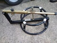 Motocross / enduro Warrior tyre changer