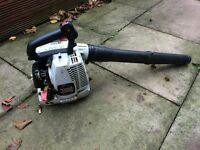 Echo petrol leaf blower