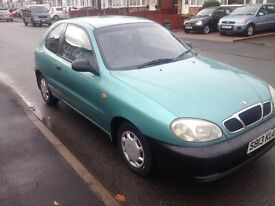 DAEWOO LANOS 1.4l 1998 - GREAT CONDITION