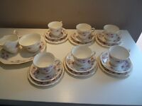 Beautiful bone china Royal Osborne Tea Set