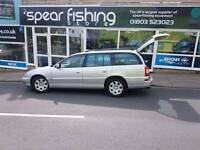Vauxhall omega estate 2.6 cdx