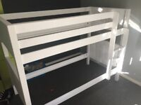 Wooden bunk beds. Repainted and in great condition.