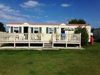 caravan for hire. sleeps up to six people. located on prime spot in primrose valley 5 star park