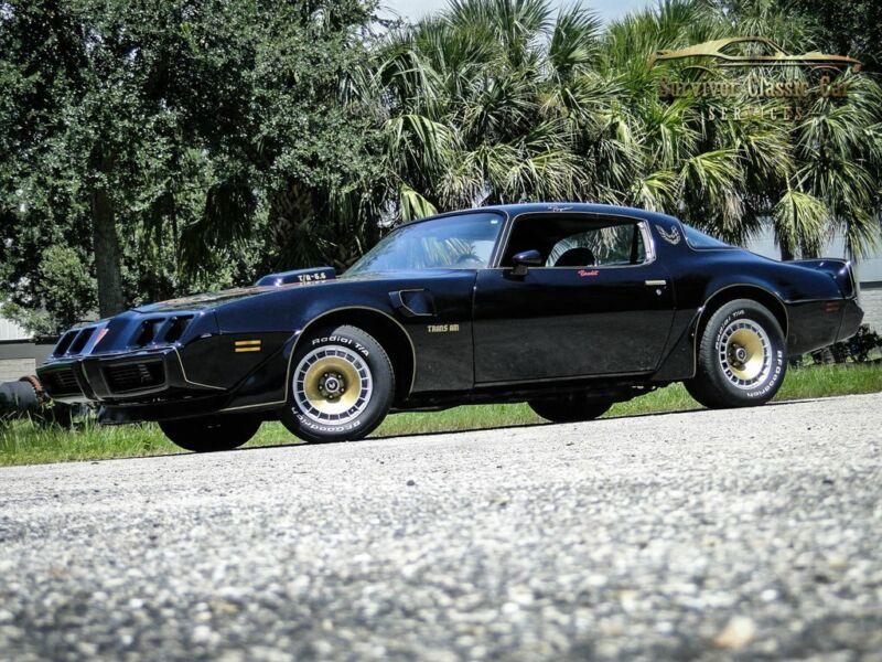 Image 1 Voiture Américaine de collection Pontiac Trans Am 1979