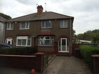 THREE BED-ROOM SPACIOUS SEMI DETACHED HOUSE FOR SALE