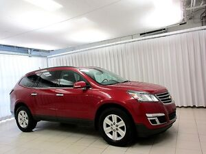 2013 Chevrolet Traverse LT  SUV 7PASS