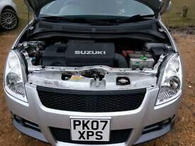 Suzuki Swift Sport PX/swap mx5