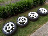 BMW E36 Breyton Softline Wheels 17 x 8 ET33
