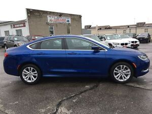 2016 Chrysler 200 Limited   BLUETOOTH   NO ACCIDENTS Kitchener / Waterloo Kitchener Area image 7