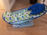 Mothercare baby bath seat for sale