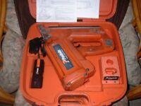 paslode im350/90 nail gun fully serviced full kit