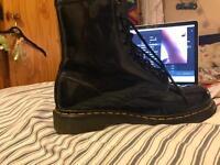 Dr Marten Black Boots