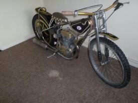 speedway bike ,vintage 894 dt 500 jawa