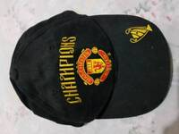 Manchester United Champions Cap Moscow final 2008