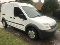 58 FORD TRANSIT CONNECT 230 LWB 90PS TWIN SIDE DOORS