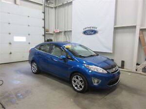 2011 Ford Fiesta SEL, WITH LEATHER