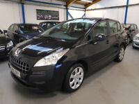 2010 (10) Peugeot 3008 1.6 HDi Diesel + Low Mileage