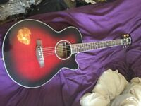 Ibanez semi acoustic Aeg20E