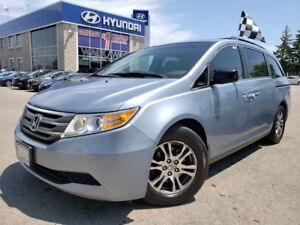 2011 Honda Odyssey EX-Sunroof -Alloy rims in great condition...!