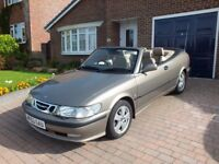 2003 Saab 9-3 2.0 SE Convertible