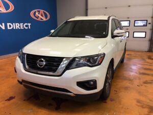 2017 Nissan Pathfinder SV 7 PASS/ BACK-UP CAM/ HEATED SEATS!