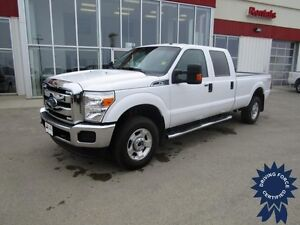 2015 Ford F-350SD XLT FX4 Crew Cab 4X4 Long Box