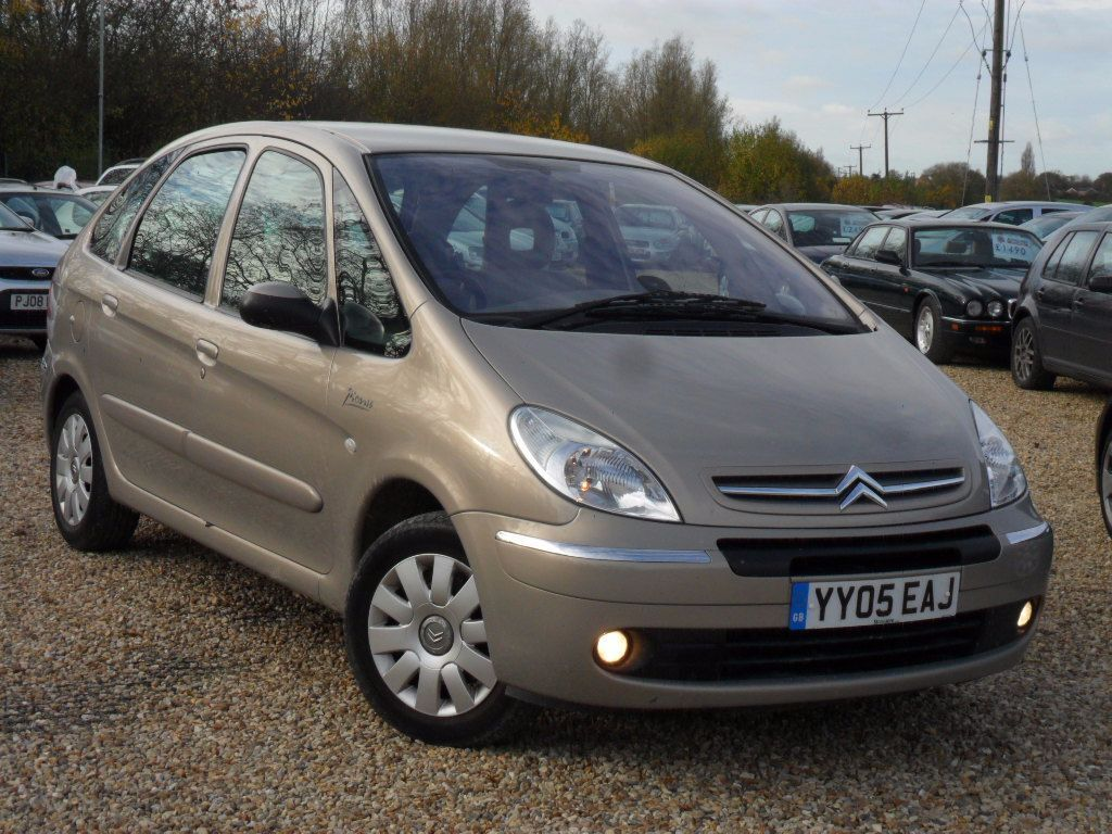 citroen xsara picasso 1 6 hdi exclusive 5dr full leather seats 12 months long mot in eye. Black Bedroom Furniture Sets. Home Design Ideas