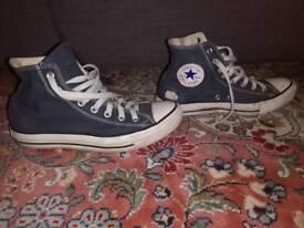 Converse Chuck Taylor's - UK Size 7
