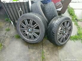 BMW wheels e46,e36