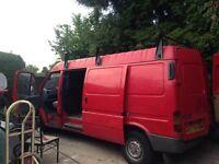 camper van project. Great size van 4 beds simple camper / dayvan project