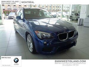2014 BMW X1 xDrive28i M SPORT PKG!