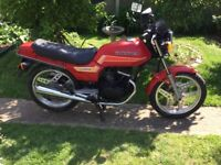 Honda 125cc twin spares or easy repair