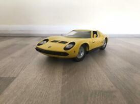 Anson Lamborghini Muria Yellow