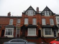 1 BEDROOM GROUND FLOOR FLAT TO LET, FURNISHED, HANDSWORTH, COUNCIL, WATER & TV LICENCE INCLUDED